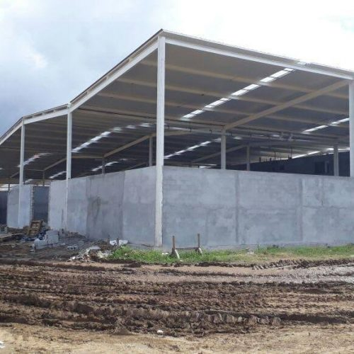 Warehouse Las Americas Techo Termopanel - Termotex