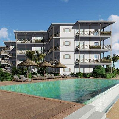 Pen Alley Curacao Apart Hotel - Termotex