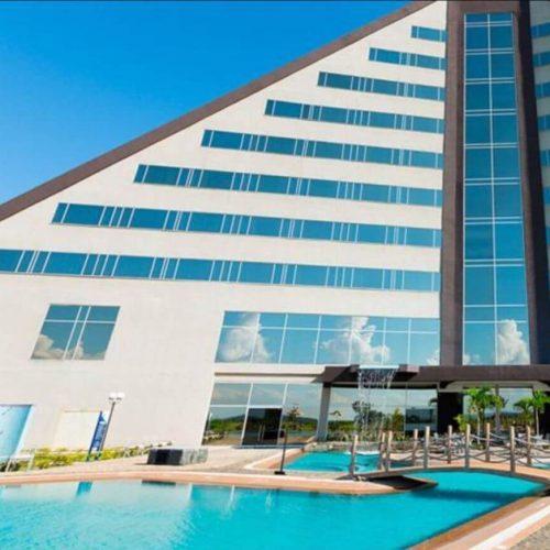 Eurobuilding Hotel & Suites Guyana - Termotex