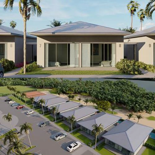 The Villas Azure Beach Residences Aruba - Termotex